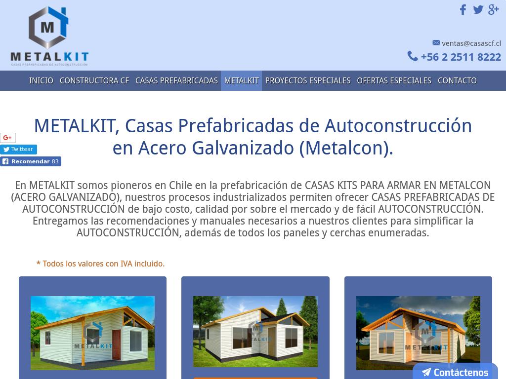 Lo Mejor En Casas Modulares O Casas Prefabricadas En Chile