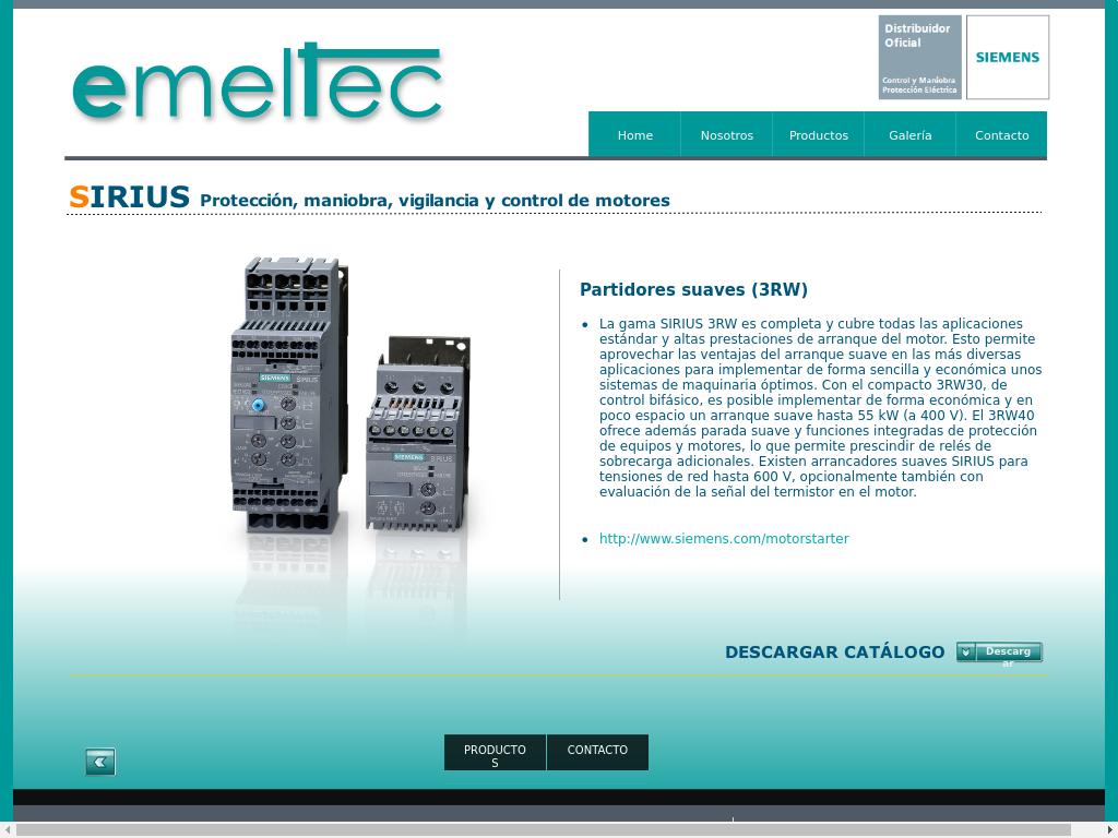 Distribuidores Siemens